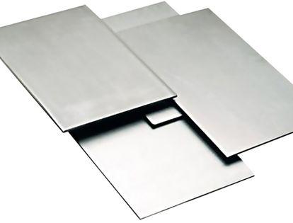 CNC machining of plates